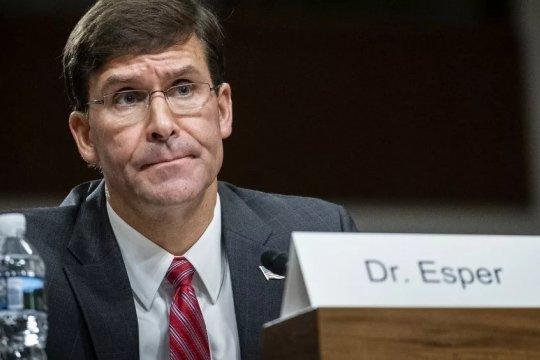 Эспер рассказал о попавших в ловушку американских военных в Сирии