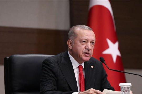Эрдоган рассказал о ходе операции «Источник мира»
