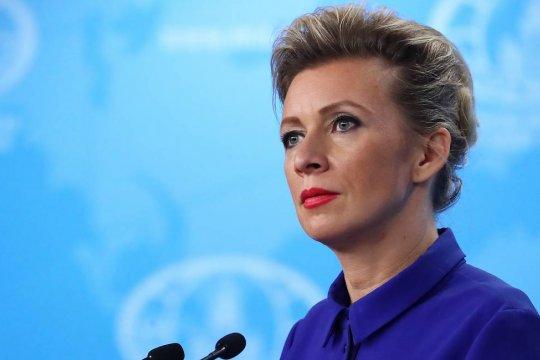 Захарова прокомментировала угрозу главы