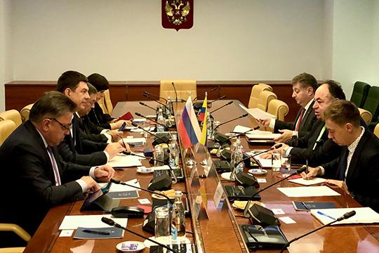 В.Смирнов: В Эквадоре растет интерес к изучению русского языка