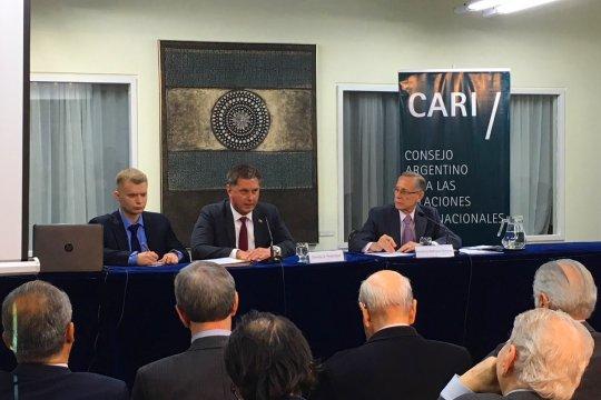 «Всепогодные отношения» России и Аргентины