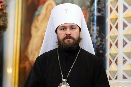 Митрополит Волоколамский Илларион: русский народ всегда поддерживал болгарский народ