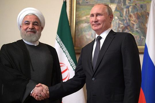 Россия и Иран обсуждают проблемы безопасности. (К встрече на высшем уровне в Ереване)