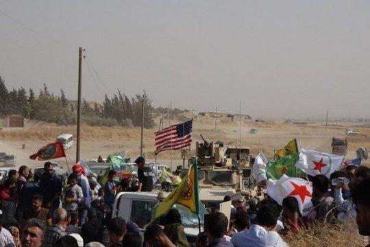 Зигзаги американской политики в Сирии