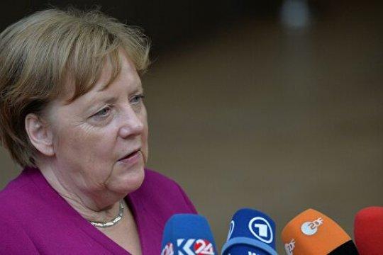 Меркель заявила об усилении роли России и Ирана в Сирии