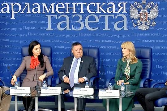 С.Калашников: В ПАСЕ существует заказ на содержательную работу с российской делегацией