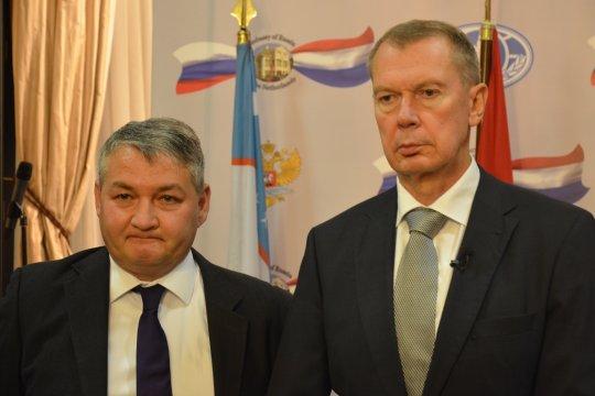 В российском посольстве в Нидерландах прошла презентация романа «Сто один»