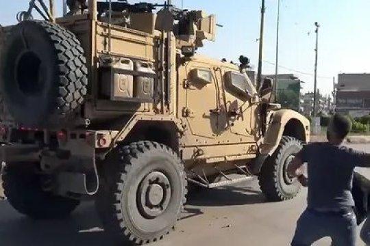 Выведенные из Сирии в Ирак американские военные будут переброшены в Кувейт или Катар