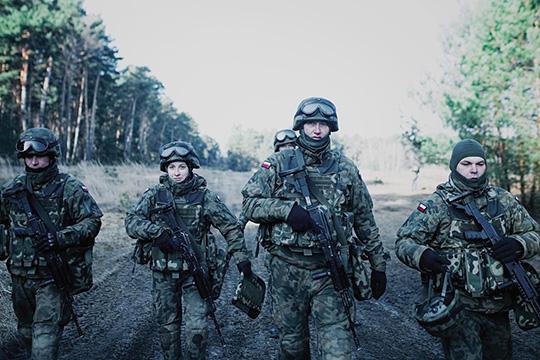 Против кого собираются воевать Войска территориальной обороны Польши?