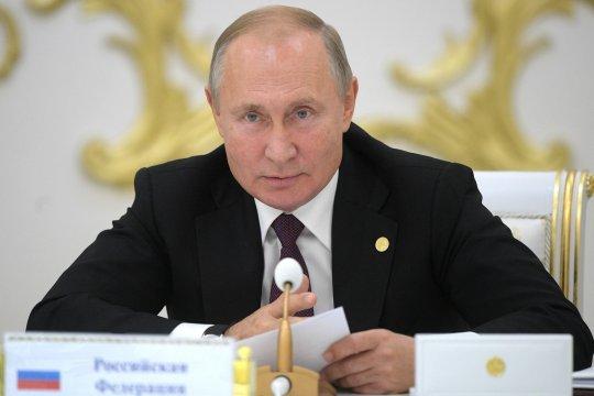 Путин: пленные боевики ИГИЛ могут сбежать из-за турецкого наступления в Сирии