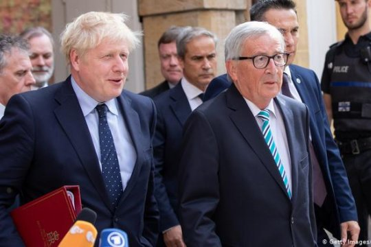 Лондон и Брюссель договорились по Brexit