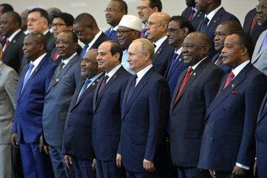 Саммит Россия-Африка: «Мы готовы идти далеко и вместе»