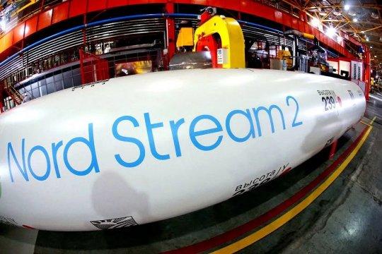 Shell призывает Конгресс США не одобрять санкции против «Северного потока»-2