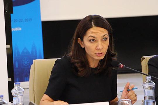 Дарья Пушкова: факты стали вторичны по отношению к политическому заказу