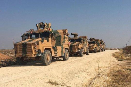 Российские и турецкие военные провели IV совместное патрулирование в Сирии