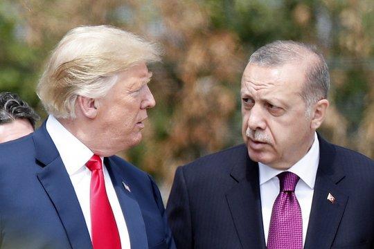Трамп сделал щедрое предложение Эрдогану