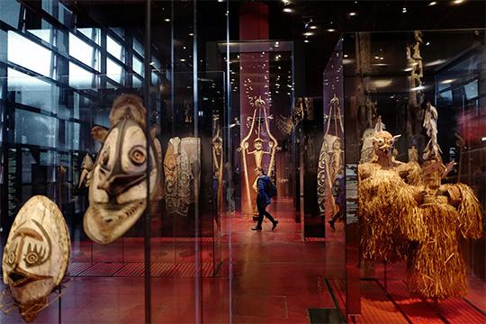 Франция: политика вокруг африканского искусства