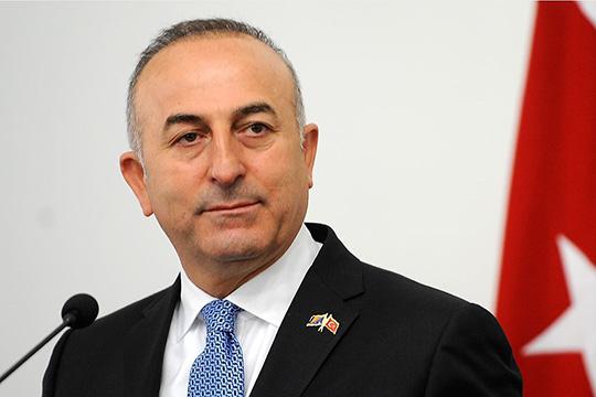 Мевлют Чавушоглу: Турция может возобновить операцию против курдских ополченцев в Сирии