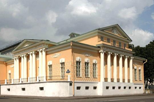 В Государственном музее А.С.Пушкина открылась выставка китайской живописи и каллиграфии