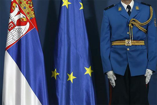 Балканы отдаляются от ЕС