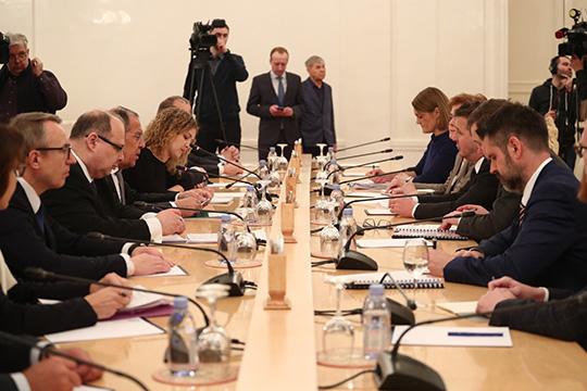 Россия и Исландия договорились о преемственности председательств в Арктическом совете