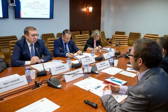 А. Майоров: Сотрудничество РФ и ФРГ в сфере инноваций экологических и природоохранных технологий будет продолжено