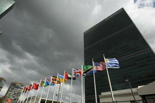 США и Украина не поддержали российскую резолюцию в ООН против героизации нацизма