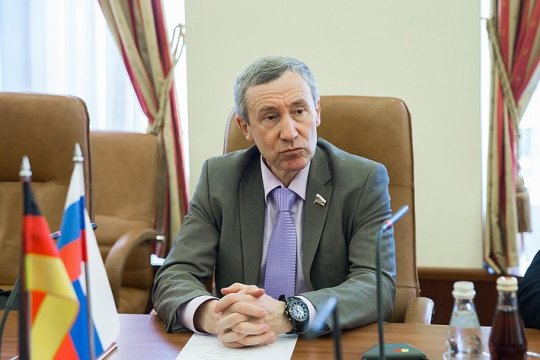 А. Климов: Вмешательство во внутренние дела суверенных государств происходит практически ежедневно
