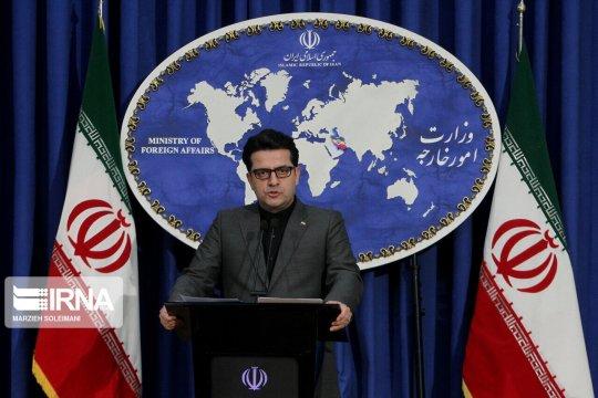 В МИД Ирана расценили новые американские санкции, как признак беспомощности