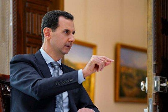 Асад: Сирия потребует от США компенсацию за похищенную нефть