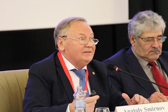 Анатолий Смирнов: международное право не адаптировано к вызовам в области кибербезобасности