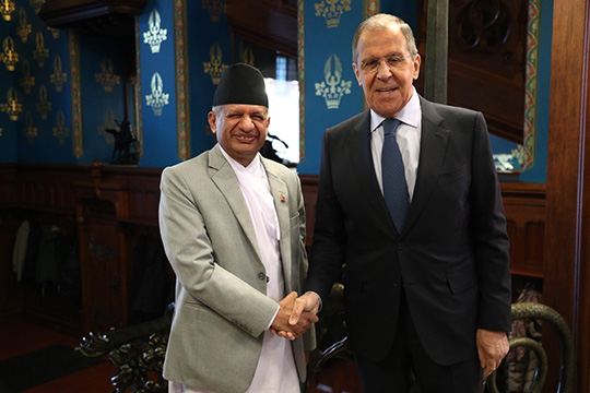 Непал хочет стать полноправным членом ШОС