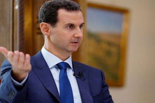 Президент Асад назвал причины присутствия российских войск в Сирии
