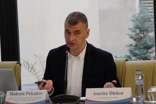 Максим Поляков: происходит полное разрушение традиционных СМИ