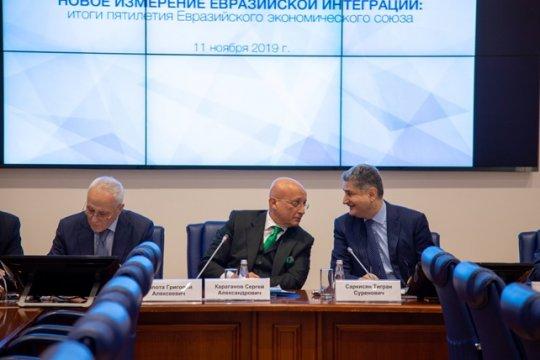 Т.Саркисян: Для стран-членов Союза нет альтернативы ЕАЭС на евразийском пространстве