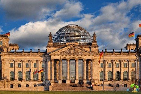 Депутаты бундестага перенесли голосование по Газовой директиве ЕС
