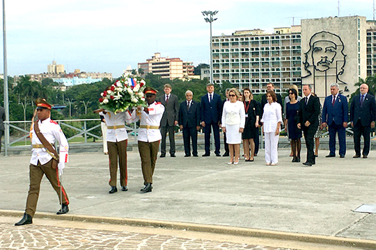 Москва и Гавана настроены на долгосрочное партнерство