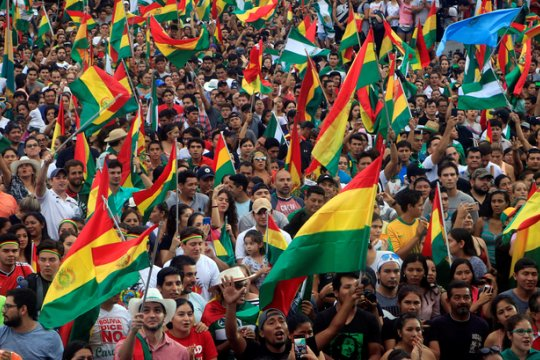 Эксперты - о ситуации в Боливии и Венесуэле