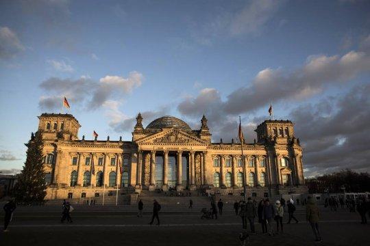 Бундестаг утвердил  регулирующий работу