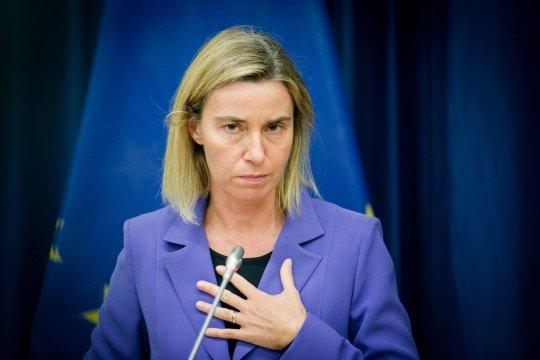 Могерини: ЕС должен быть готов к военным миссиям без США и НАТО
