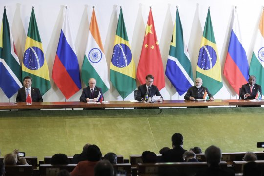 BRICS countries deem a single crypto currency