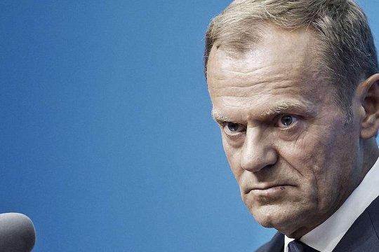 Туск назвал Россию «стратегической проблемой» для ЕС