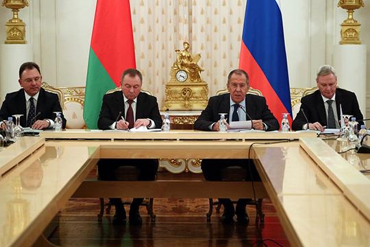 Владимир Макей: Мы действуем в интересах друг друга даже, когда другие партнеры отказываются от прямой поддержки