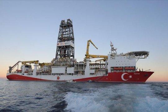 В Минэрго Турции заявили о продолжении геологоразведки у берегов Кипра