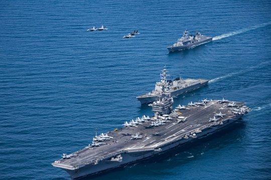 Эспер заявил о намерении США увеличить военное присутствие в  Индо-Тихоокеанском регионе