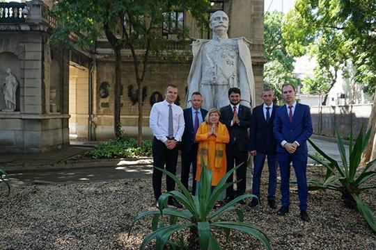 Международная экспедиция «Великие учителя БРИКС» в Бразилии: нравственность как объединяющее начало