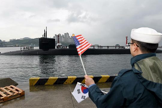 США в северо-восточной Азии: «сор из избы»?