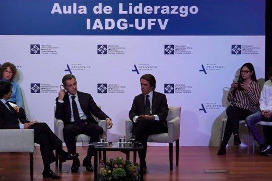Аснар и Саркози предупредили об упадке Европы и Запада