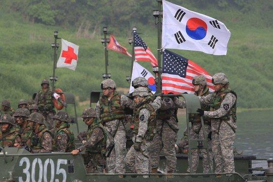 Присутствие американских войск в Южной Корее обошлось Сеулу в миллиарды долларов