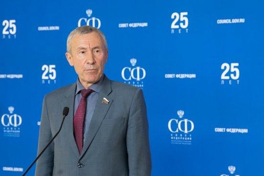 А.Климов: Никаких пограничных разногласий с Эстонией у нас нет